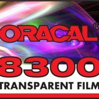 ORACAL 8300 TRANSPARENT FILM