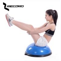 RECORD BOSU BALL BALANCE TRAINER / Yoga Bosu Ball / Bola Bosu Yoga