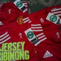 Jual Jersey Mu Manchester United ADIZERO Murah