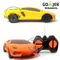 RC Mobil Lamborghini Aventador | Mainan Edukasi Anak Mobil Remote