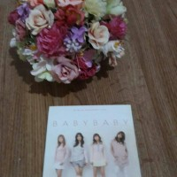 Jual Album SNSD Baby-Baby Girls Generation Murah