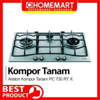 Kompor Gas Tanam Ariston PC 730 RT X 3 Tungku