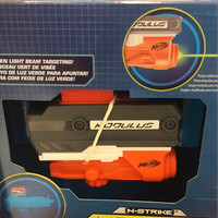 NERF MODULUS TARGETING LIGHT BEAM