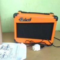 Jual ampli gitar belcat model 15 G distorsi orange Murah