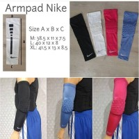 Armsleeve Sleeve Padded Nike & Mcdavid (armpad)