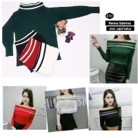 Sweater / Jaket / Baju Wanita / Blouse / Baju Rajut / Rena Sabrina