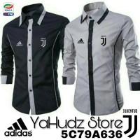 Jual Kemeja Bola Juventus Executive Adidas Murah