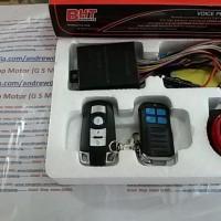 alarm remote motor BHT Promo