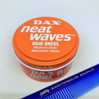 DAX Neat Waves Pomade FREE 1 PCS SISIR SUAVECITO COMB