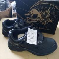 Sepatu Anak Sekolah Trendy hitam Jaguar