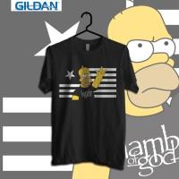 Gildan Custom Tshirt Metal Hmr