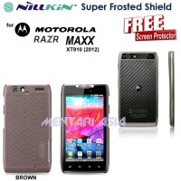 Hardcase For Motorola Razr Maxx Xt910 (2012) : Nillkin (+ Free Sp)