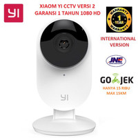 Jual Xiaomi Yi Home Camera CCTV Versi 2 with Night Vision International Murah