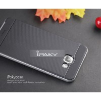 IPAKY Samsung A5 A7 2016 A510 A710 case softcase casing full body hp