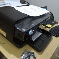 Printer HP Officejet 7612 (A3) Resmi