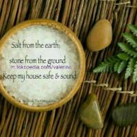 Jual Obat Garam Laut Energi /Sea Salt (Cleanse Negative AURA) Murah