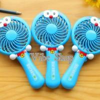 Jual Kipas angin USB portable charger karakter Doraemon Murah