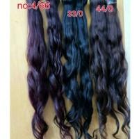 rambut sambung dijamin 100%rambut asli hair extensions human hair thumbnail