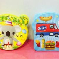 Jual Souvenir Ultah Anak / Kotak Makan Anak Murah