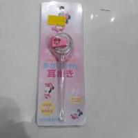 ear pick with light / korek kuping lampu