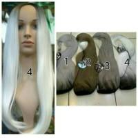 wig hair clip ponytail poni
