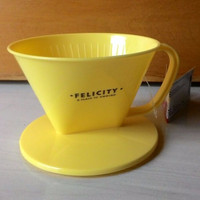 Jual V60 Coffee Dripper Felicity Murah