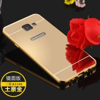 Samsung galaxy A5 2016 A510 casing hp back cover bumper MIRROR CASE
