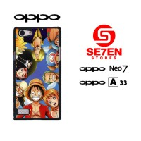 Casing HP Oppo Neo 7 (A33) one piece 1 7 Custom Hardcase Cover