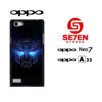Casing HP Oppo Neo 7 (A33) transformers autobots Custom Hardcase Cover