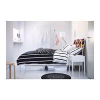 HV6084 IKEA SELJE Meja Samping Tempat Tidur KODE BIS6138