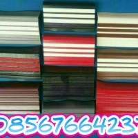 Step Nosing Karet / List Tangga Anti Slip
