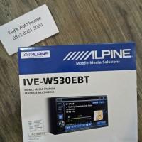 Headunit 2Din Alpine IVE-W530 EBT - Garansi Resmi Alpine Indonesia