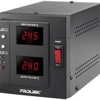 STABILIZER PROLINK 2000 VA - Auto Voltage Regulator PVR2000 D