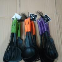 Jual Kitchen Tool Alat masak / sodet Nylon Oxone Ox-953 Murah