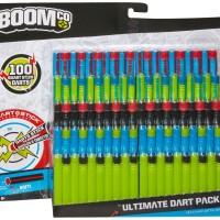 harga Boomco Ultimate 100 Dart Pack Original Mattel Tokopedia.com