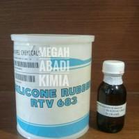 Silicone Rubber RTV 683 / 1 Kg