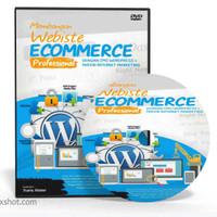 DVD cara membuat website toko online dengan wordpres