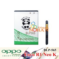 Baterai Oppo Yoyo R1 Neo 3 Neo K R831 Blp565 Double Ic Protection