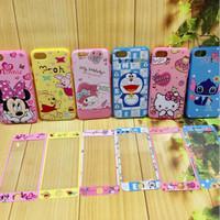 casing case iphone 5 5S SE 6 6s my melody cute stitch karakter kartun