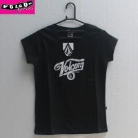 T-shirt surfing / Kaos surfing Cewek Volcom C.3056