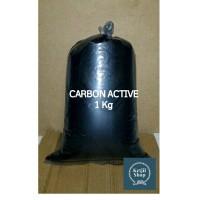 Jual Carbon Active / Karbon Aktif / Activated Charcoal / Powder / 1 kg Murah