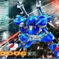 Gundam MG 1/100 Kampfer Evo Gogo