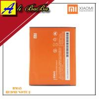 Baterai Handphone Xiaomi BM45 Xiaomi Redmi Note 2 Batre HP Original