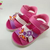 harga Sepatu Anak/baby Shoes 1-2 Tahun Bunyi Kulit Sintesis Kupu2 Tokopedia.com