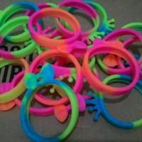 Bumper Ring HP / gelang karet / kuncir rambut Buy 1 get 99