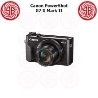 Kamera Canon PowerShot G7X Mark 2, Camera Canon Pocket PS-G7 X II G7 X