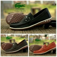 harga Sepatu Slip On Crocodile Pedro Termurah Promo Hemat Tokopedia.com