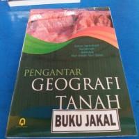 BUKU PENGANTAR GEOGRAFI TANAH JUNUN SARTOHADI 2012 PUSTAKA PELAJAR_al