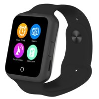 Jual  Onix Smartwatch No.1 U8 Plus Heart Rate GSM - Black SM Murah