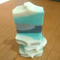Natural Handmade Soap - Mountain (Sabun Alami Bebas SLS dan Paraben)